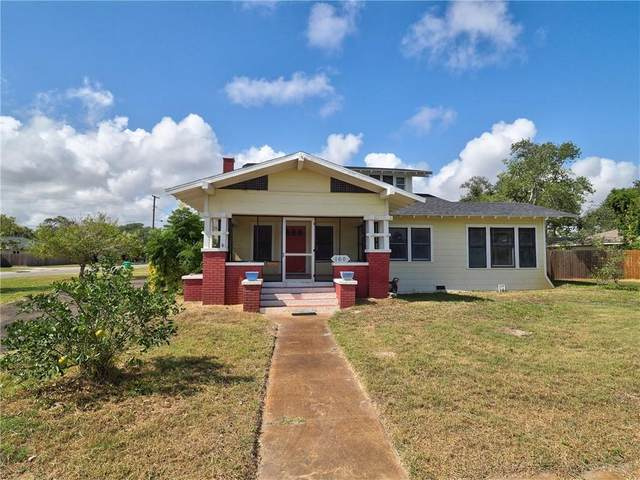 160 Mccampbell, Aransas Pass, TX 78336 (MLS #373768) :: South Coast Real Estate, LLC