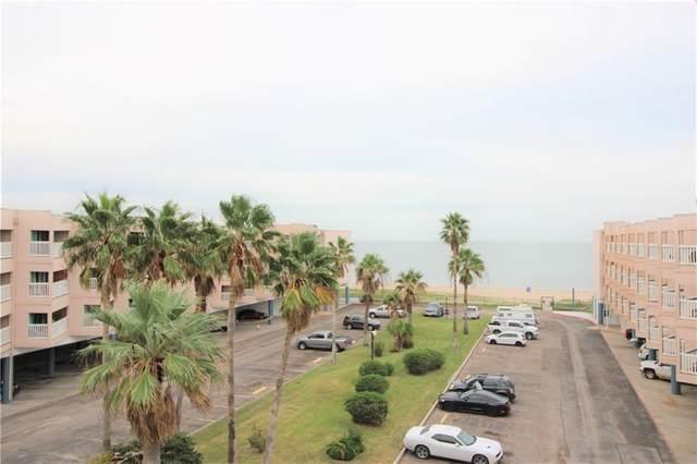 3938 Surfside Boulevard #2143, Corpus Christi, TX 78402 (MLS #373784) :: South Coast Real Estate, LLC