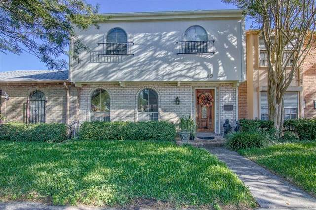 89 Townhouse, Corpus Christi, TX 78412 (MLS #373787) :: South Coast Real Estate, LLC