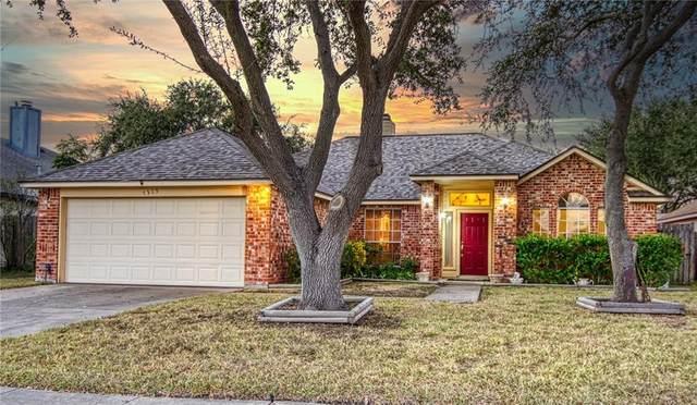 7305 Sun Valley Drive, Corpus Christi, TX 78413 (MLS #373877) :: KM Premier Real Estate
