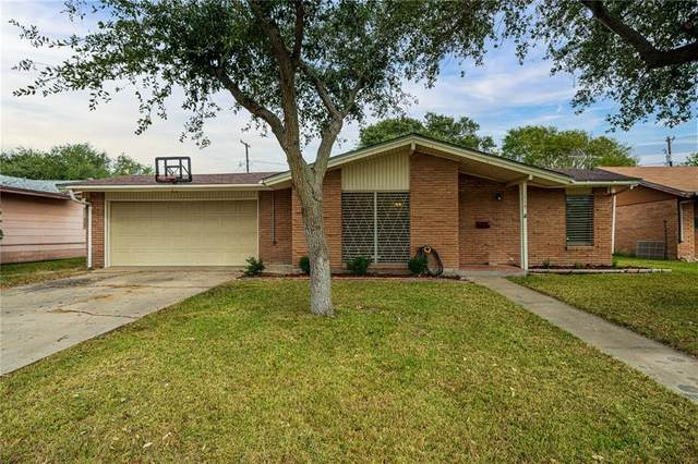 115 Westover Drive, Portland, TX 78374 (MLS #374009) :: South Coast Real Estate, LLC