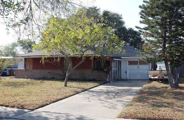 4637 Branscomb Drive, Corpus Christi, TX 78411 (MLS #374032) :: KM Premier Real Estate