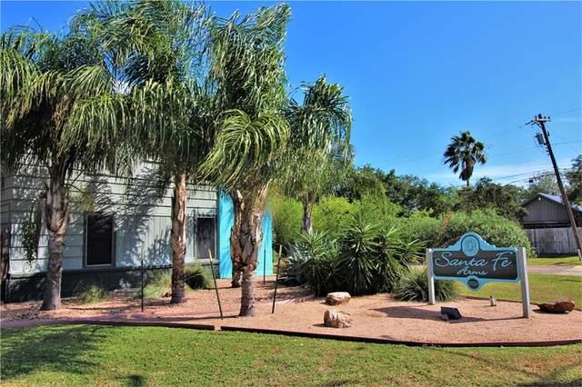 3120 Santa Fe Street #28, Corpus Christi, TX 78404 (MLS #374044) :: KM Premier Real Estate