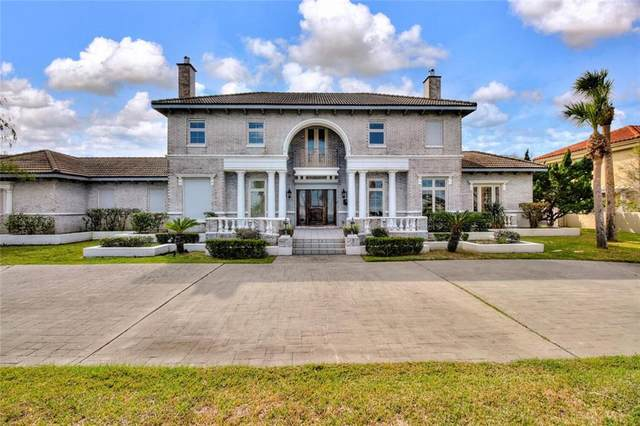5001 Ocean Drive, Corpus Christi, TX 78412 (MLS #374073) :: KM Premier Real Estate