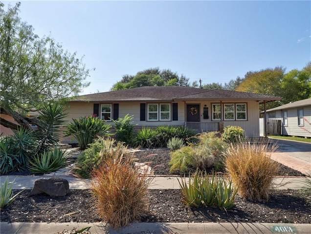 4013 Pope Drive, Corpus Christi, TX 78411 (MLS #374127) :: KM Premier Real Estate