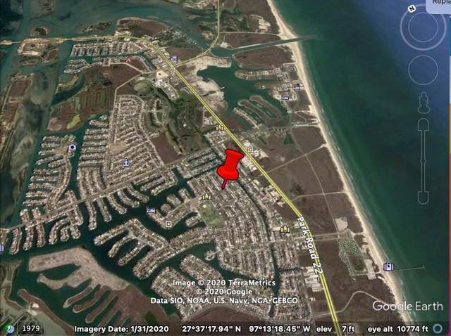 15506 Escapade, Corpus Christi, TX 78418 (MLS #375174) :: South Coast Real Estate, LLC