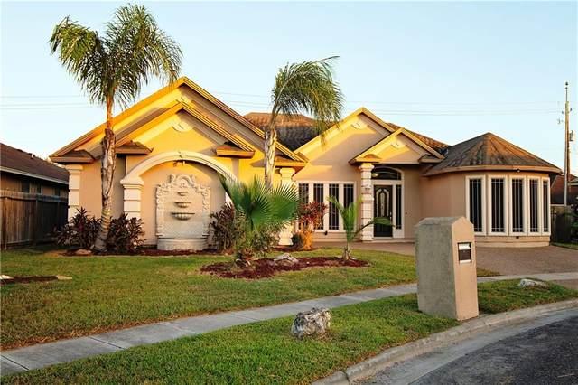 4122 Bridgett Drive, Corpus Christi, TX 78414 (MLS #375185) :: KM Premier Real Estate