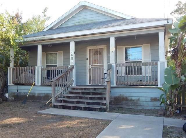 1607 Lipan Street, Corpus Christi, TX 78401 (MLS #375198) :: South Coast Real Estate, LLC