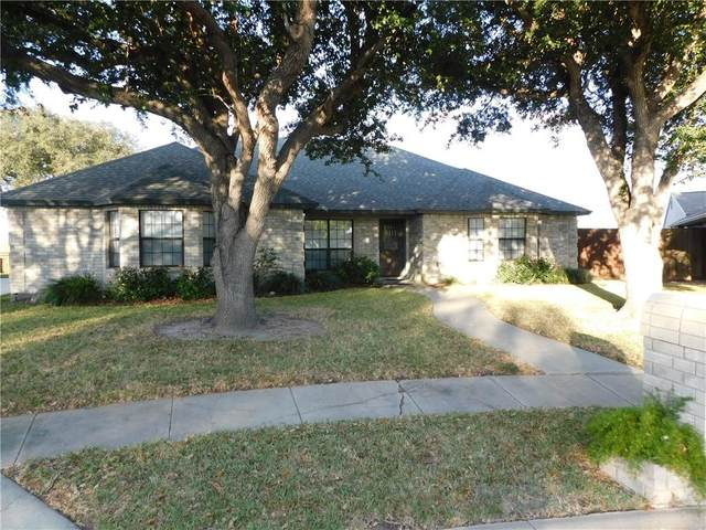 2410 Park Wood Drive, Portland, TX 78374 (MLS #375205) :: South Coast Real Estate, LLC