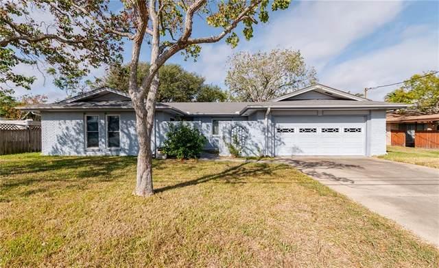3124 Bimini Drive, Corpus Christi, TX 78418 (MLS #375234) :: South Coast Real Estate, LLC