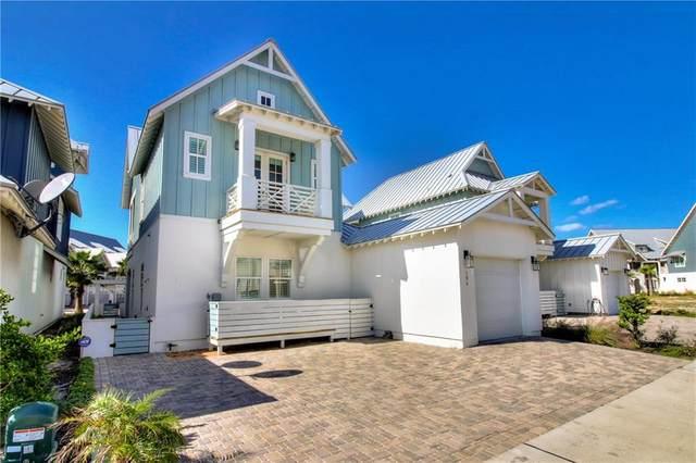 194 Sage Lane, Port Aransas, TX 78373 (MLS #375251) :: South Coast Real Estate, LLC