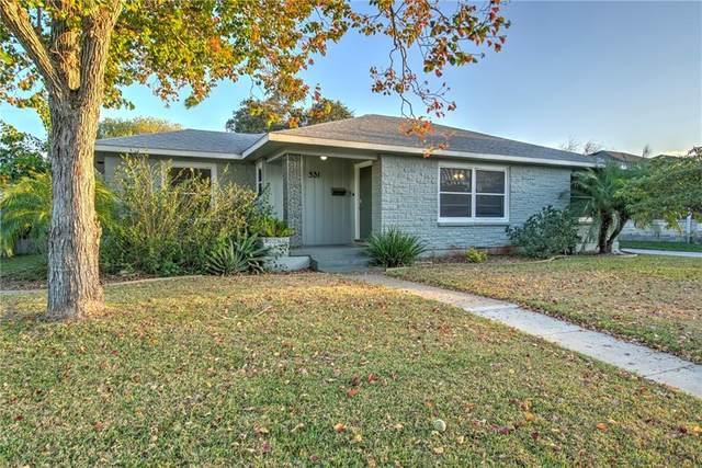 531 Deforrest Street, Corpus Christi, TX 78404 (MLS #375260) :: KM Premier Real Estate