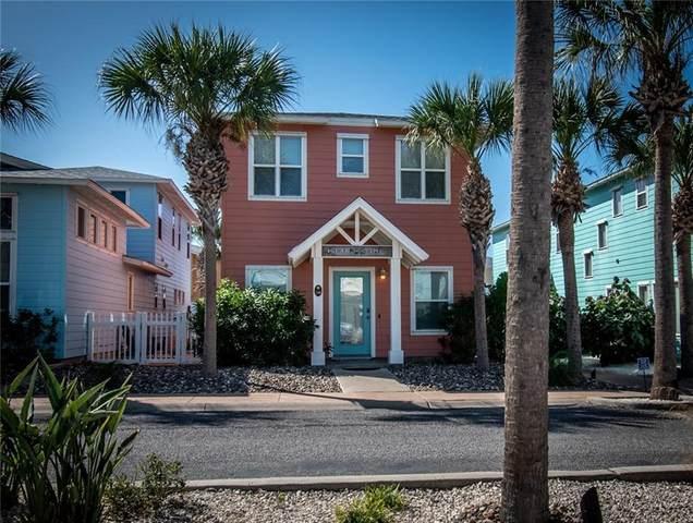 2525 Eleventh S #38, Port Aransas, TX 78373 (MLS #375271) :: South Coast Real Estate, LLC
