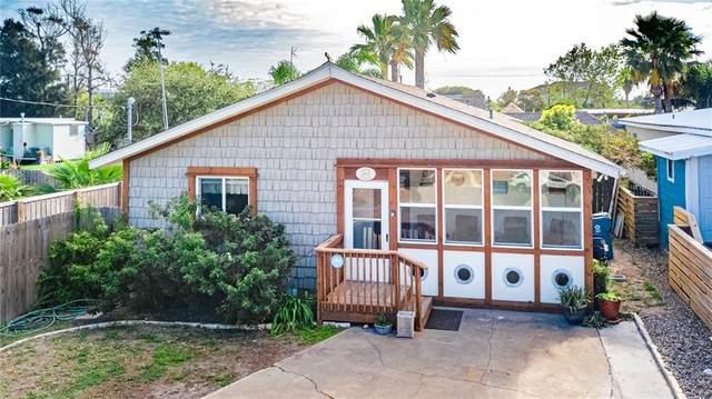 312 E White Avenue, Port Aransas, TX 78373 (MLS #375292) :: South Coast Real Estate, LLC
