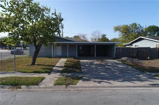 1245 Crescent Drive, Corpus Christi, TX 78412 (MLS #375294) :: KM Premier Real Estate