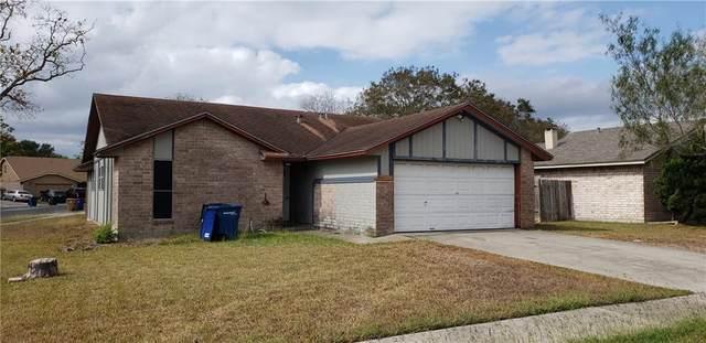 3149 Crest Colony, Corpus Christi, TX 78415 (MLS #375346) :: South Coast Real Estate, LLC