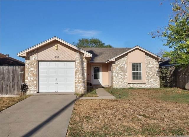 1338 Calle San Miguel, Corpus Christi, TX 78417 (MLS #375353) :: South Coast Real Estate, LLC