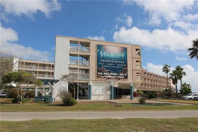 3938 Surfside Boulevard #2101, Corpus Christi, TX 78402 (MLS #375414) :: South Coast Real Estate, LLC