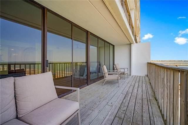 4334 Ocean Drive #103, Corpus Christi, TX 78412 (MLS #375439) :: South Coast Real Estate, LLC