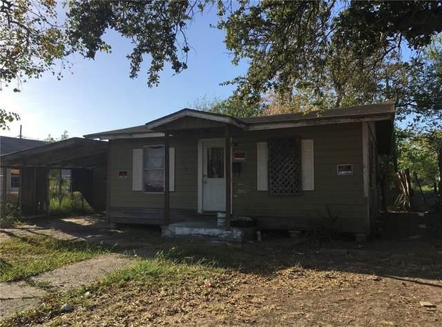 3021 Carver Drive, Corpus Christi, TX 78405 (MLS #375440) :: South Coast Real Estate, LLC