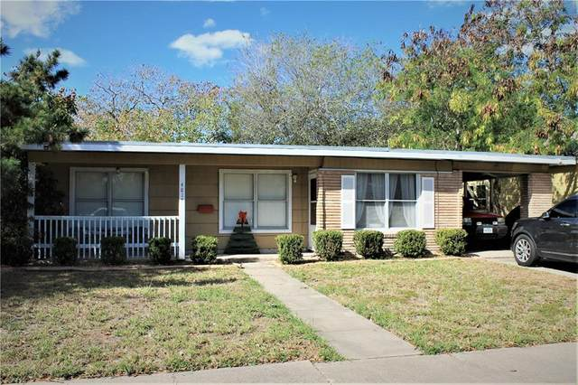 4817 Concord Street, Corpus Christi, TX 78415 (MLS #375491) :: South Coast Real Estate, LLC
