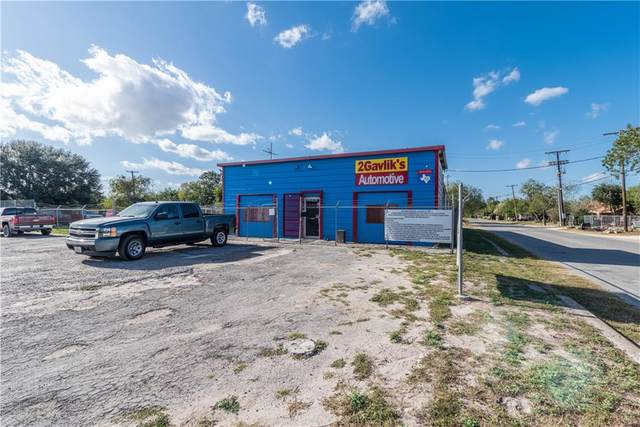 623 N Front Street N, Mathis, TX 78368 (MLS #375529) :: KM Premier Real Estate