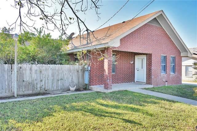 802 Lightburne Street, Beeville, TX 78102 (MLS #375661) :: South Coast Real Estate, LLC
