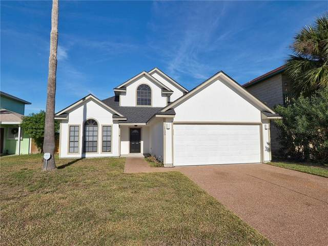 1100 Channel Vista Drive, Port Aransas, TX 78373 (MLS #375679) :: RE/MAX Elite Corpus Christi