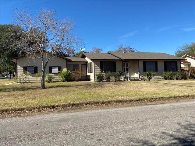 401 Tutt Avenue, Taft, TX 78390 (MLS #375767) :: South Coast Real Estate, LLC