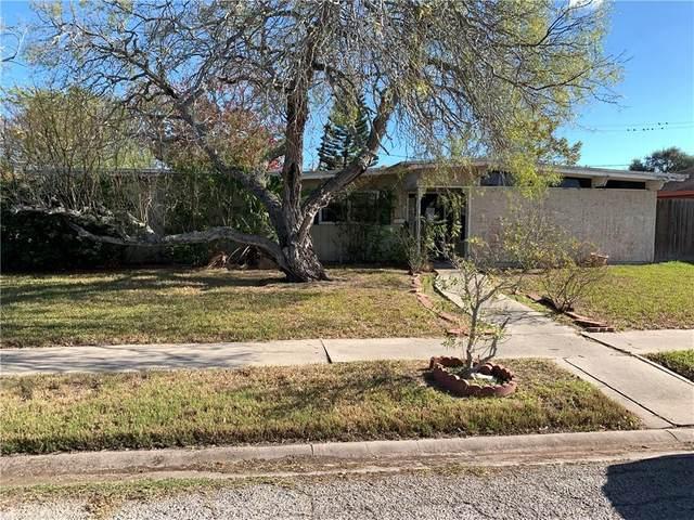 401 Troy Drive, Corpus Christi, TX 78412 (MLS #375803) :: KM Premier Real Estate