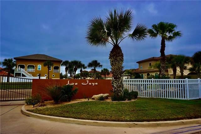 127 La Joya, Port Aransas, TX 78373 (MLS #375820) :: South Coast Real Estate, LLC