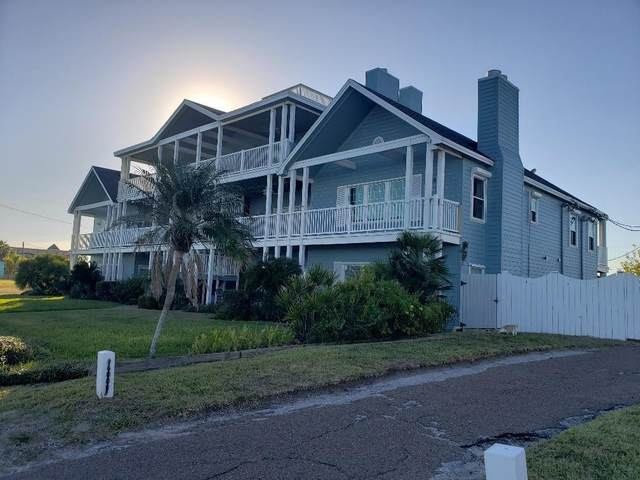 627 S Water St #202 Street, Rockport, TX 78382 (MLS #375861) :: South Coast Real Estate, LLC