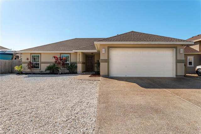 15861 Punta Espada, Corpus Christi, TX 78418 (MLS #375868) :: South Coast Real Estate, LLC