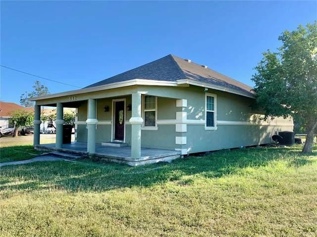 521 First Street, Taft, TX 78390 (MLS #375950) :: South Coast Real Estate, LLC