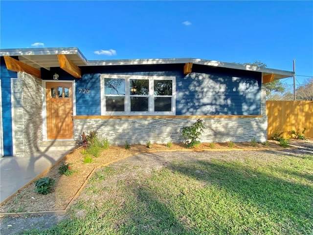 726 Santa Clara Drive, Kingsville, TX 78363 (MLS #375951) :: RE/MAX Elite Corpus Christi