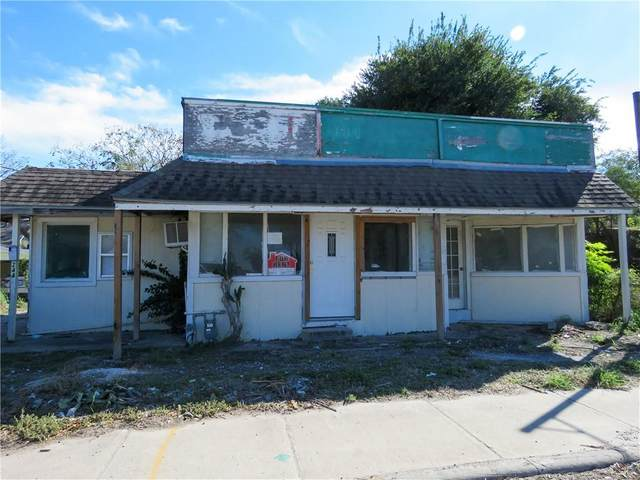 244 Davis Road, Taft, TX 78390 (MLS #375958) :: RE/MAX Elite Corpus Christi
