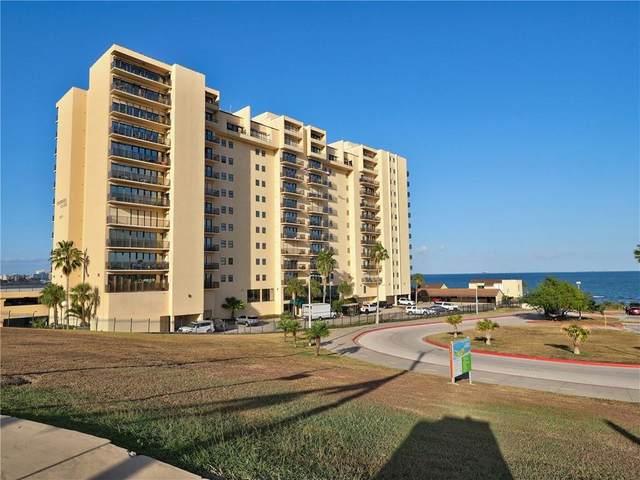 1400 Ocean Drive 303-A, Corpus Christi, TX 78404 (MLS #375995) :: KM Premier Real Estate