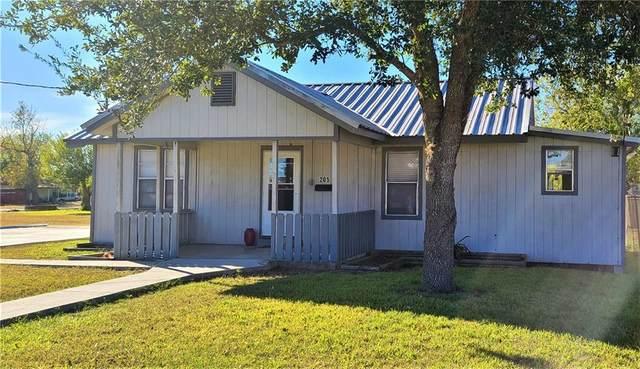 205 Dunbar, Refugio, TX 78377 (MLS #376083) :: KM Premier Real Estate