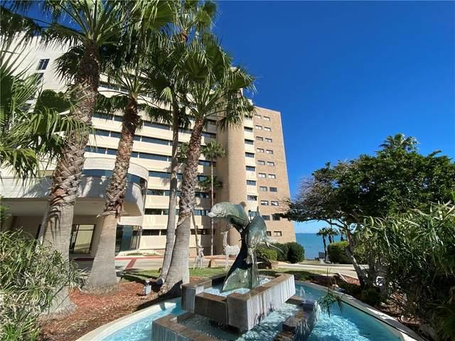 4350 Ocean Drive #603, Corpus Christi, TX 78412 (MLS #376116) :: KM Premier Real Estate