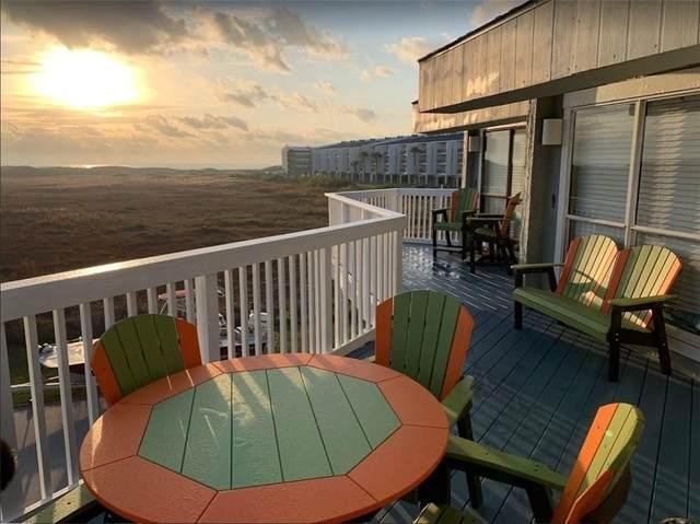 6275 St Hwy 361 #206, Port Aransas, TX 78373 (MLS #376147) :: KM Premier Real Estate