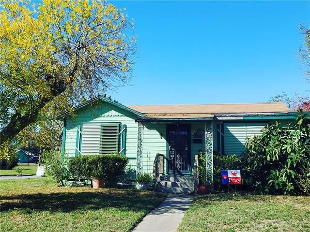 1649 Green Grove, Corpus Christi, TX 78415 (MLS #376148) :: KM Premier Real Estate