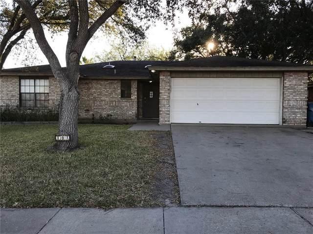 102 Horn Drive, Odem, TX 78370 (MLS #376176) :: South Coast Real Estate, LLC