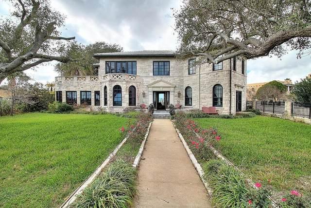 2717 Ocean Drive, Corpus Christi, TX 78404 (MLS #376205) :: South Coast Real Estate, LLC