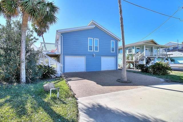 626 Sand Key Drive, Port Aransas, TX 78373 (MLS #376267) :: South Coast Real Estate, LLC