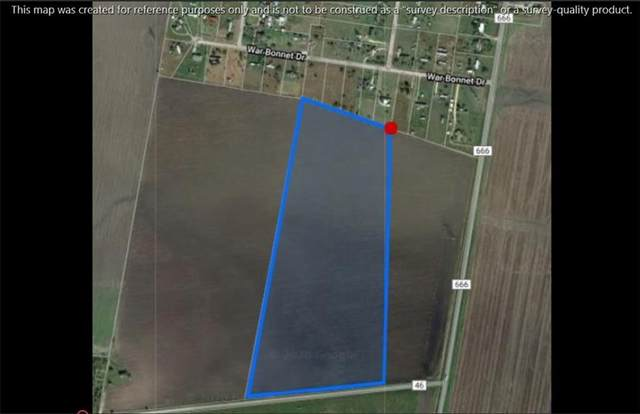 Tract #4 - CR 46 0000, Robstown, TX 78380 (MLS #376278) :: KM Premier Real Estate