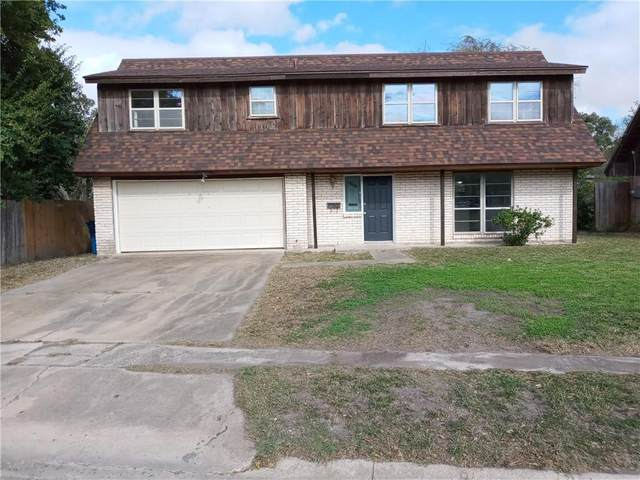 736 W Borden Street, Sinton, TX 78387 (MLS #376282) :: RE/MAX Elite Corpus Christi