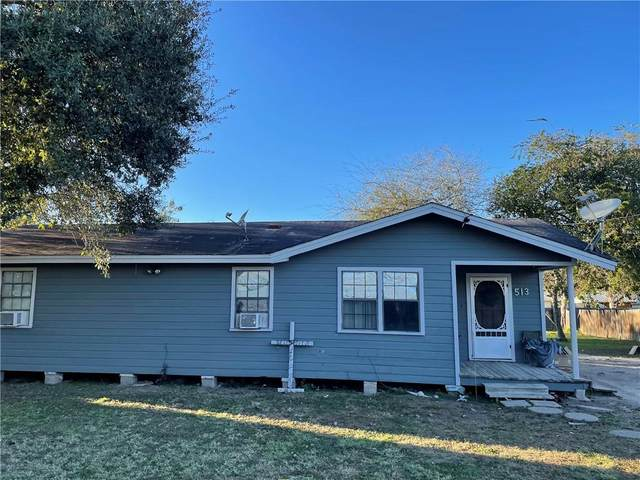 513 N Nueces Street, Mathis, TX 78368 (MLS #376336) :: KM Premier Real Estate