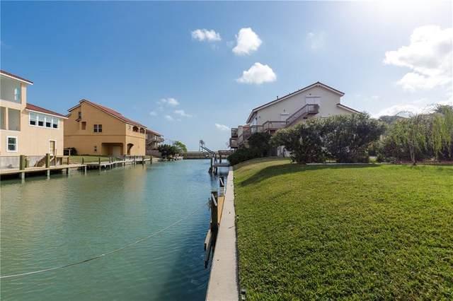 730 Snug Harbor, Corpus Christi, TX 78402 (MLS #376343) :: KM Premier Real Estate