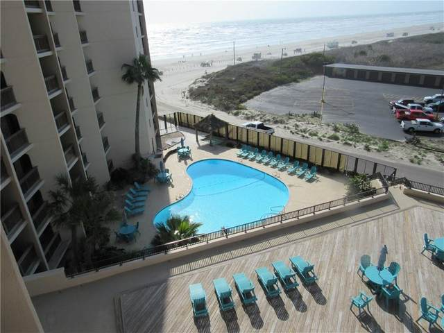 1000 Lantana Drive #605, Port Aransas, TX 78373 (MLS #376346) :: RE/MAX Elite Corpus Christi