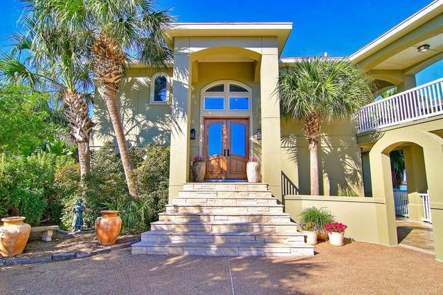 684 Shoreline, Port Aransas, TX 78373 (MLS #376387) :: KM Premier Real Estate